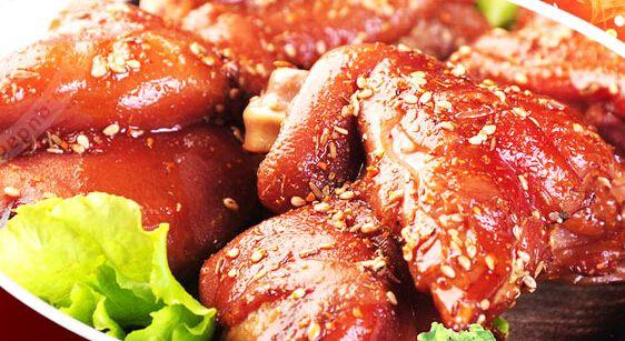 烤猪蹄,天蓬手烤猪蹄加盟