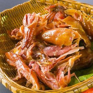 烤鸭,川古香手撕鸭加盟