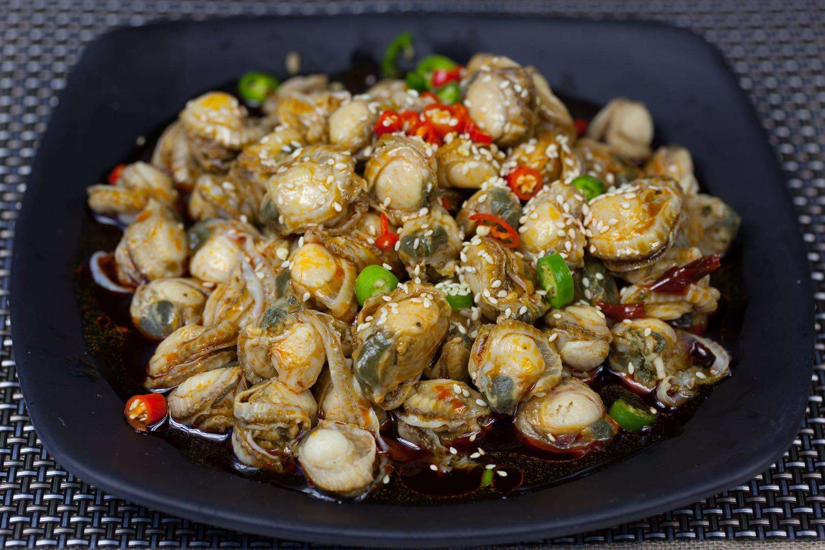 小海鲜,海鲜生捞汁小海鲜加盟